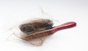 hair loss brush