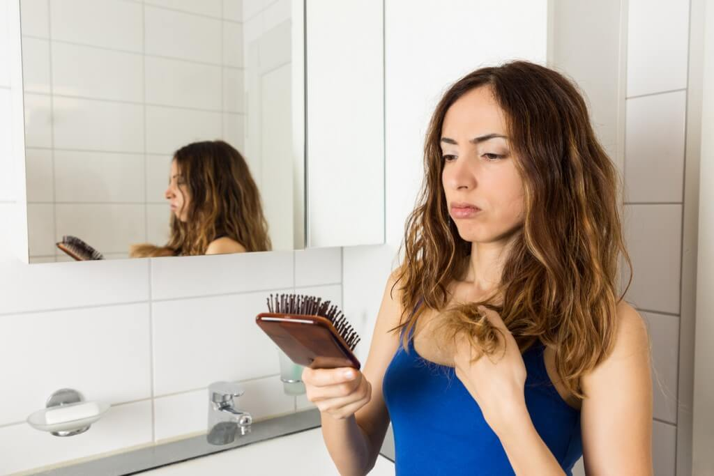 Learn why you may be experiencing hair loss before seeing a cosmetic surgeon.