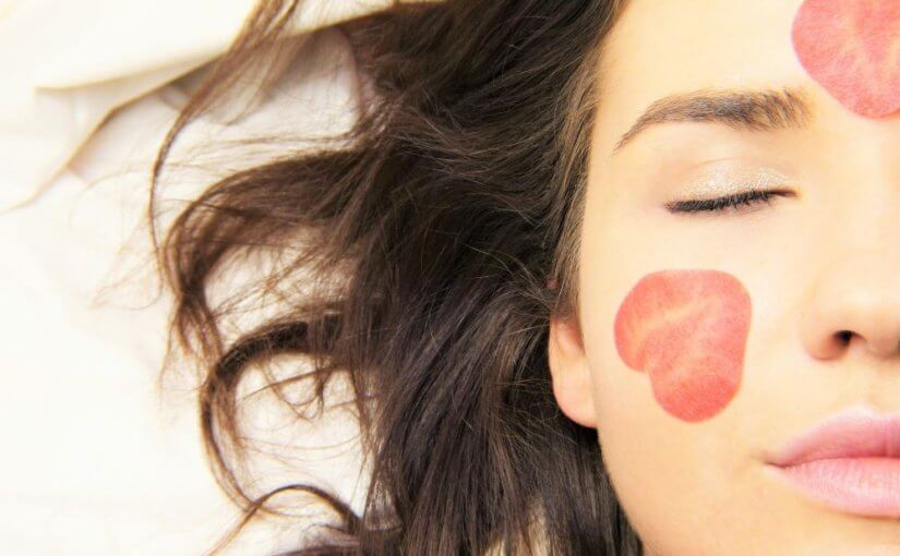 what causes facial spider veins